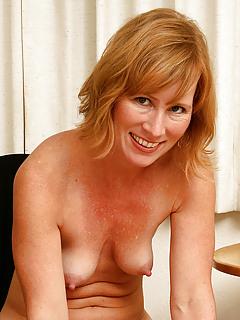 Mature Redhead Pics